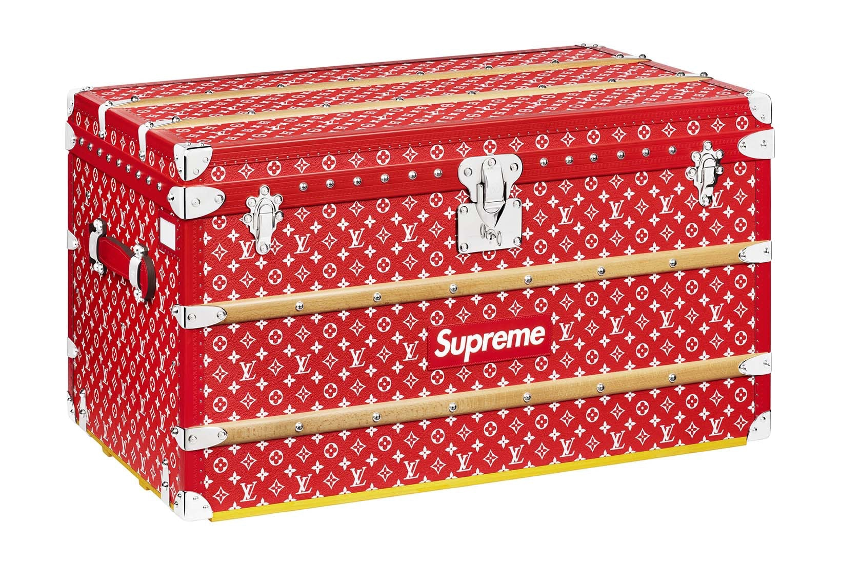 Supreme(シュプリーム)×Louis Vuitton(ルイ・ヴィトン) / マル クーリエ 90 トランク (Malle Courrier 90 Trunk)