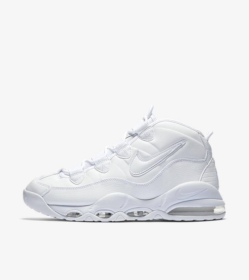 ナイキ エア マックス アップテンポ 95 ホワイト/ホワイト-ホワイト