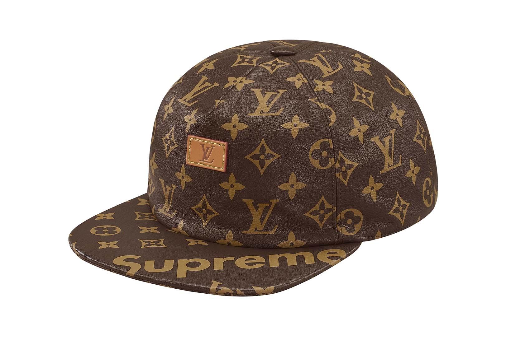 Supreme(シュプリーム)×Louis Vuitton(ルイ・ヴィトン) / 5パネル ハット(5-Panel Hat)