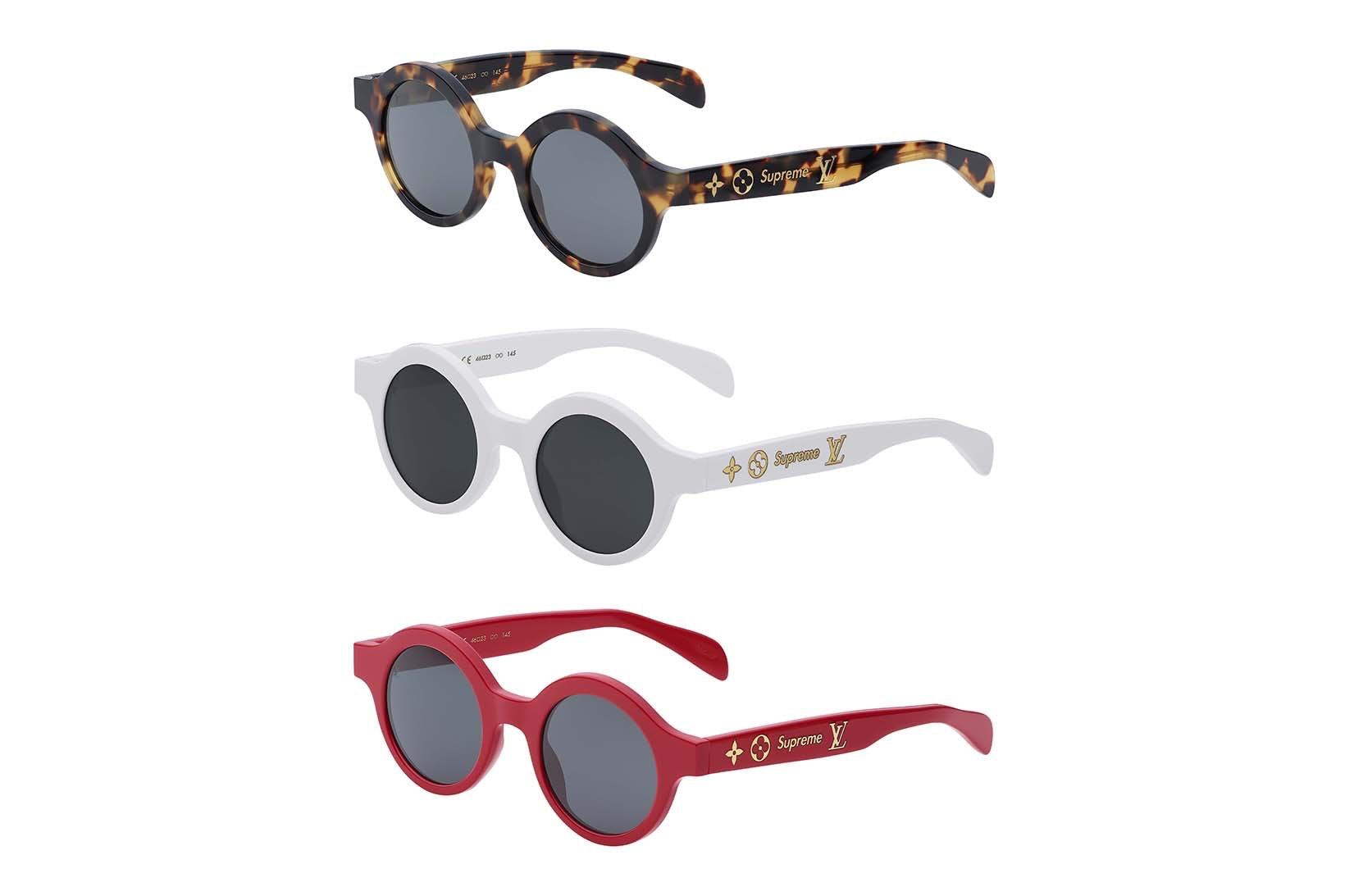 Supreme(シュプリーム)×Louis Vuitton(ルイ・ヴィトン) / ダウンタウン サングラス(Downtown Sunglasses)
