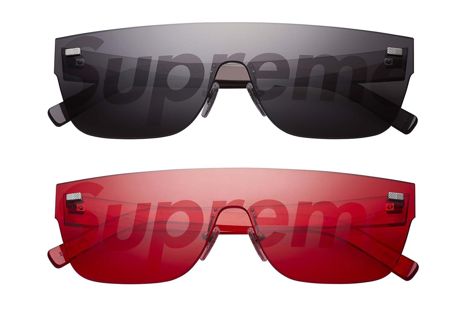 Supreme(シュプリーム)×Louis Vuitton(ルイ・ヴィトン) / シティ マスク SP サングラス(City Mask SP Sunglasses)