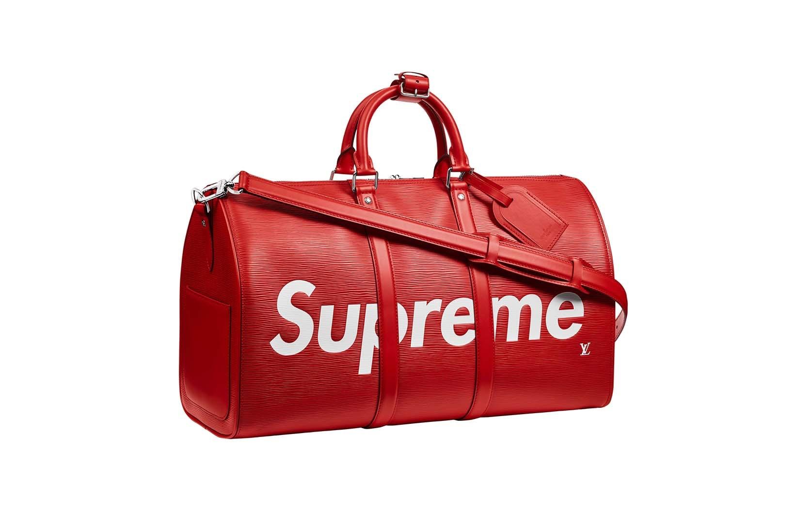 Supreme(シュプリーム)×Louis Vuitton(ルイ・ヴィトン) / キーポル 45(Keepall 45)