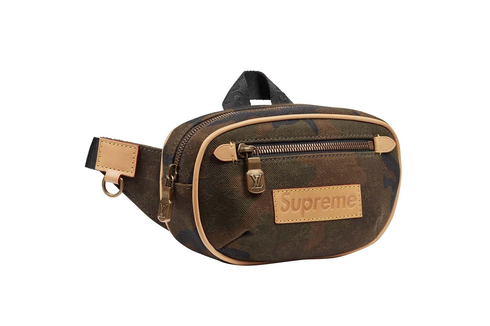 Supreme(シュプリーム)×Louis Vuitton(ルイ・ヴィトン) / ボディバック PM(Bumbag PM)