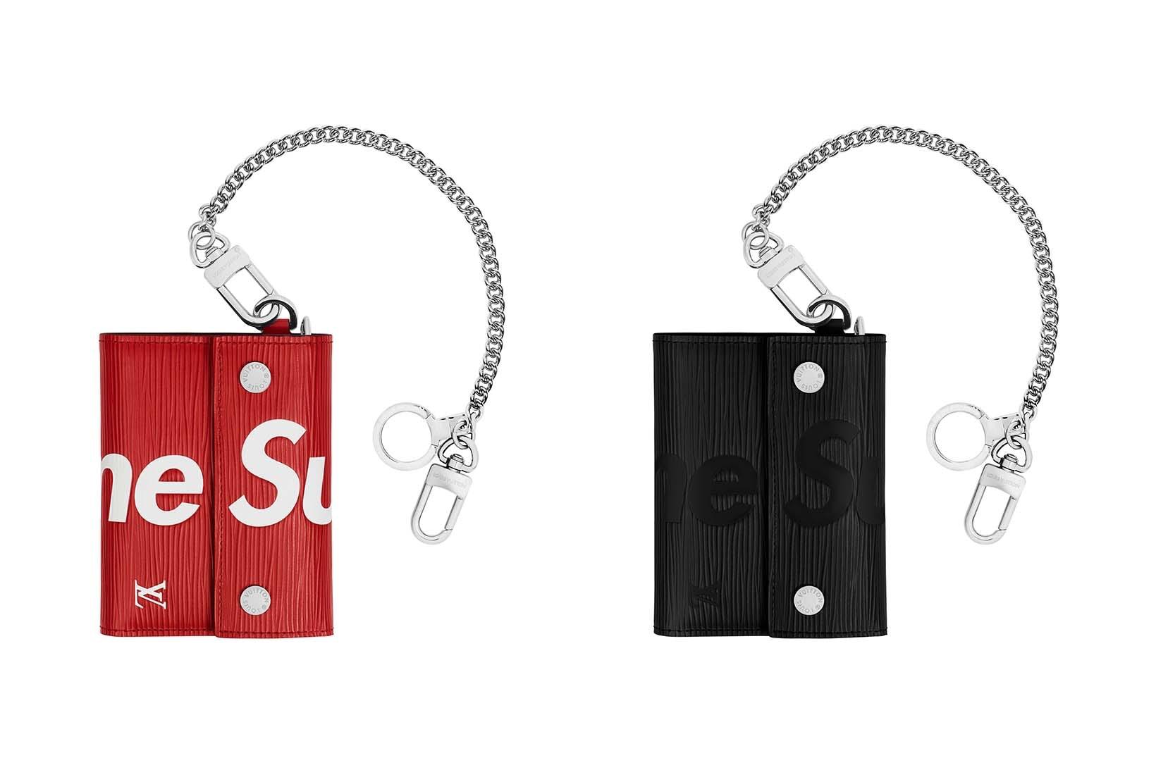 Supreme(シュプリーム)×Louis Vuitton(ルイ・ヴィトン) / コイン ウォレット(Chain Wallet)