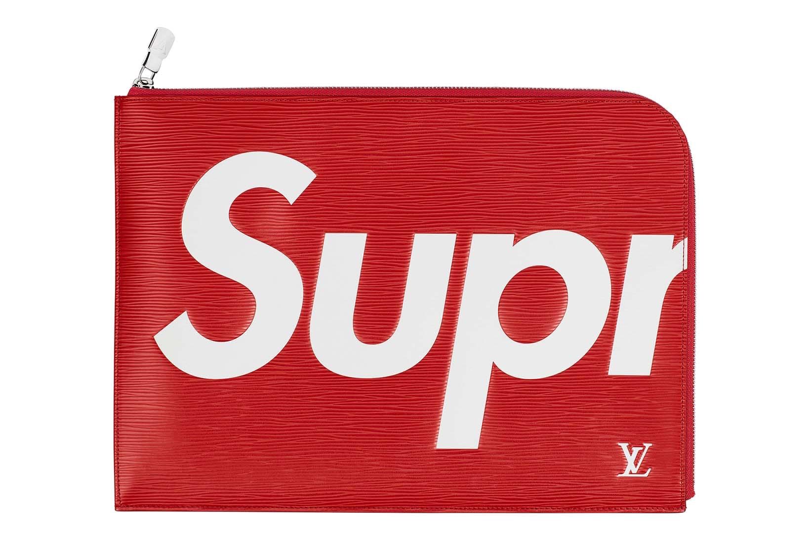 Supreme(シュプリーム)×Louis Vuitton(ルイ・ヴィトン) / ポシェット・ジュールGM(Pochette Jour GM)