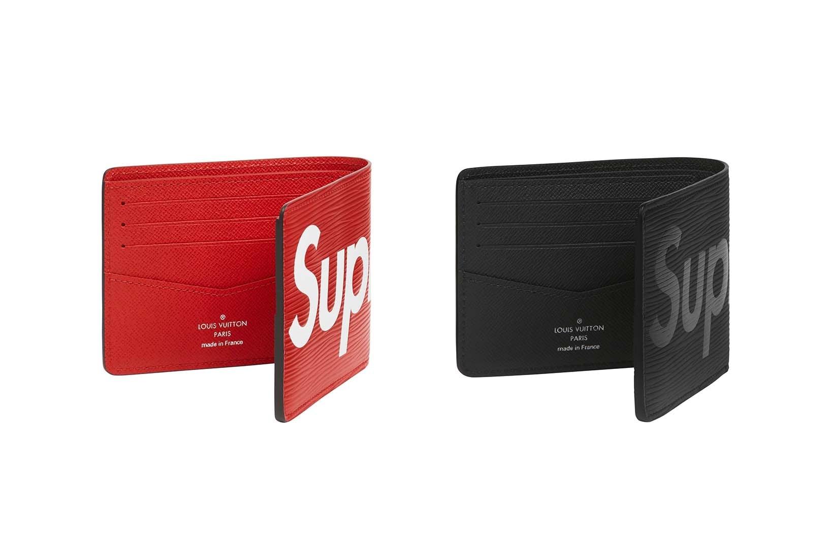 Supreme(シュプリーム)×Louis Vuitton(ルイ・ヴィトン) / ポルトフォイユ スレンダー(PF Slender)