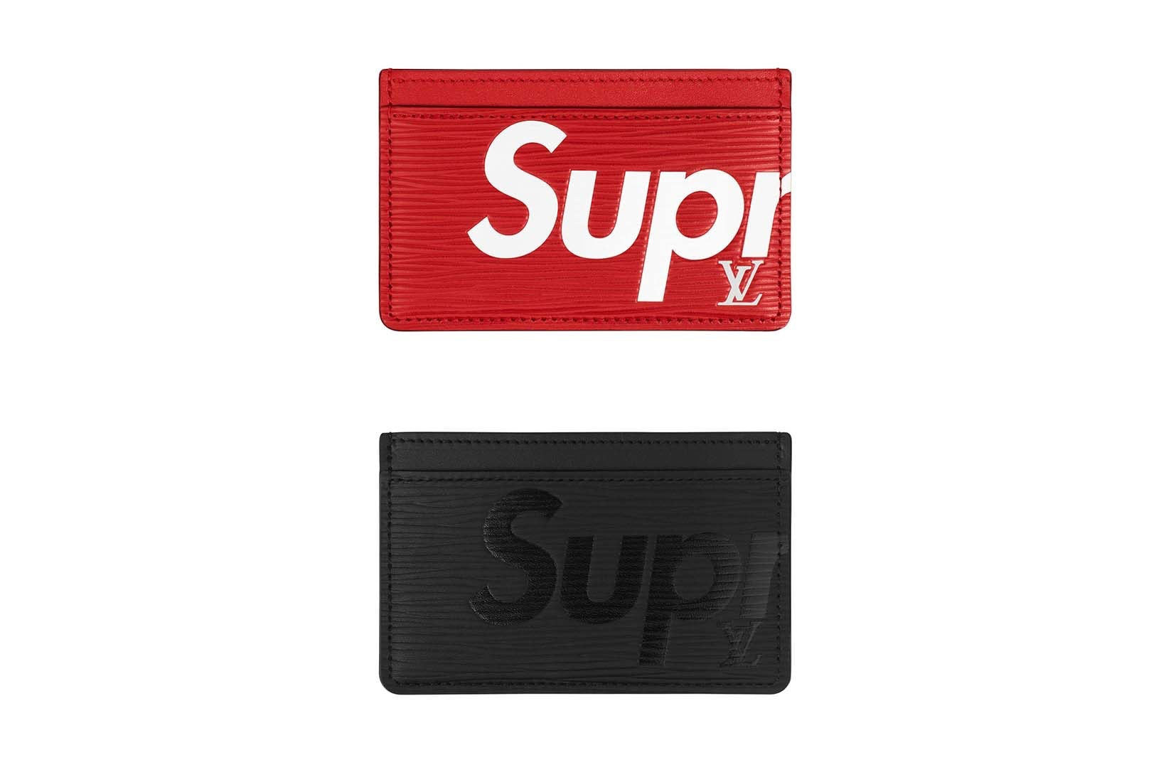 Supreme(シュプリーム)×Louis Vuitton(ルイ・ヴィトン) / ポルト カード シンプル(Porte Carte Simple)