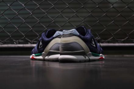 ミタスニーカーズ × ルコックスポルティフ LCS R921 ネイビー