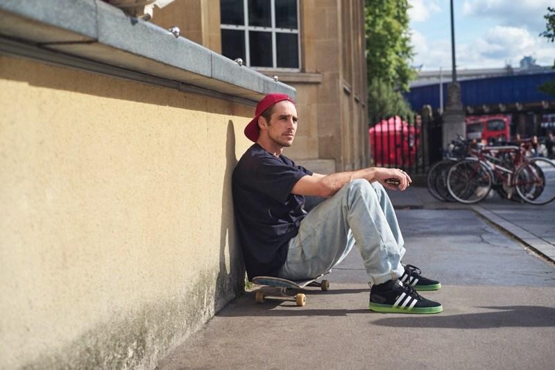 アディダス × パレススケートボード スケートボーディング パレス プロ 2色展開