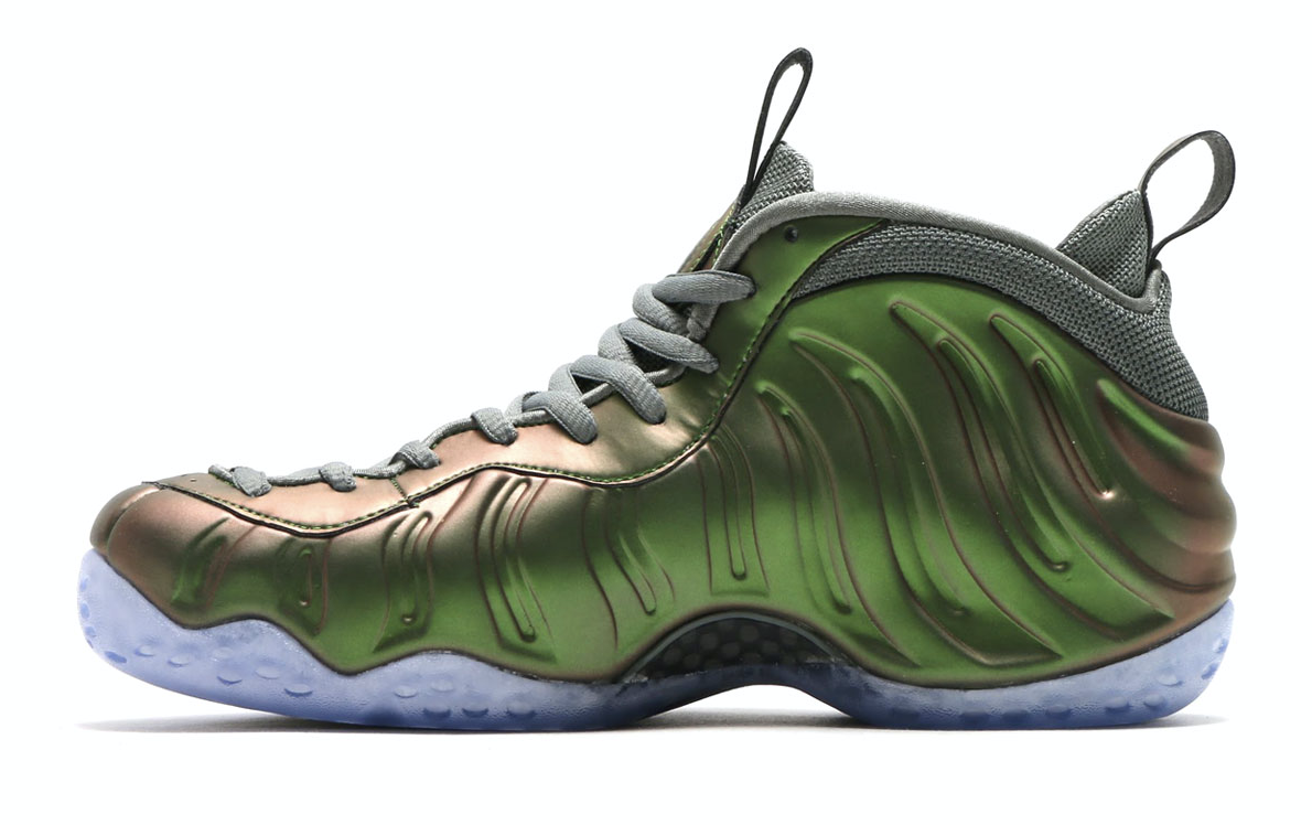 NIKE AIR FOAMPOSITE ONE (ナイキ エア フォームポジット ワン) DARK STUCCO/DARK STUCCO-BLACK