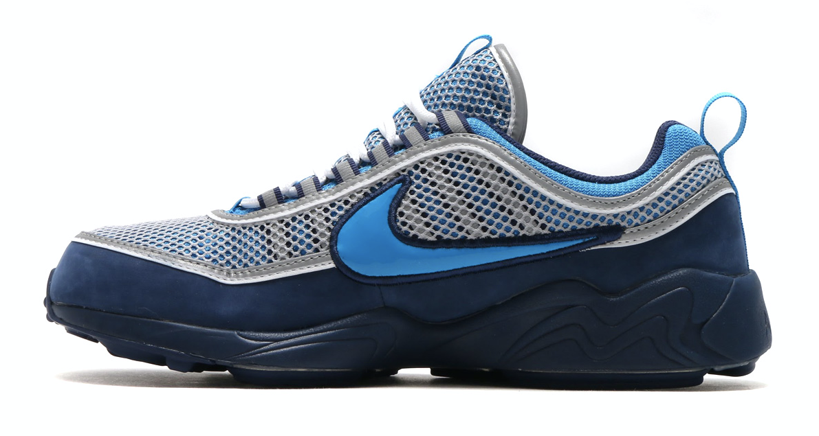 NIKE AIR ZOOM SPIRIDON '16 / STASH (ナイキ エア ズーム スピリドン 16 スタッシュ)HARBOR BLUE/HERITAGE CYAN-MIDNIGHT NAVY