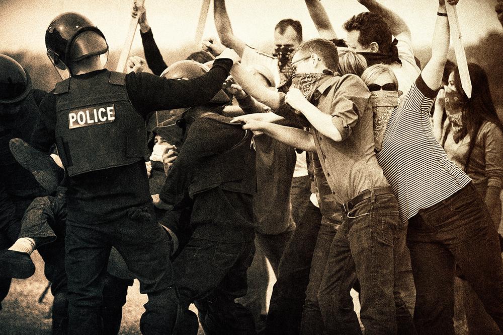エアマックス狩りやSupreme行列などスニーカーを巡る暴動事件