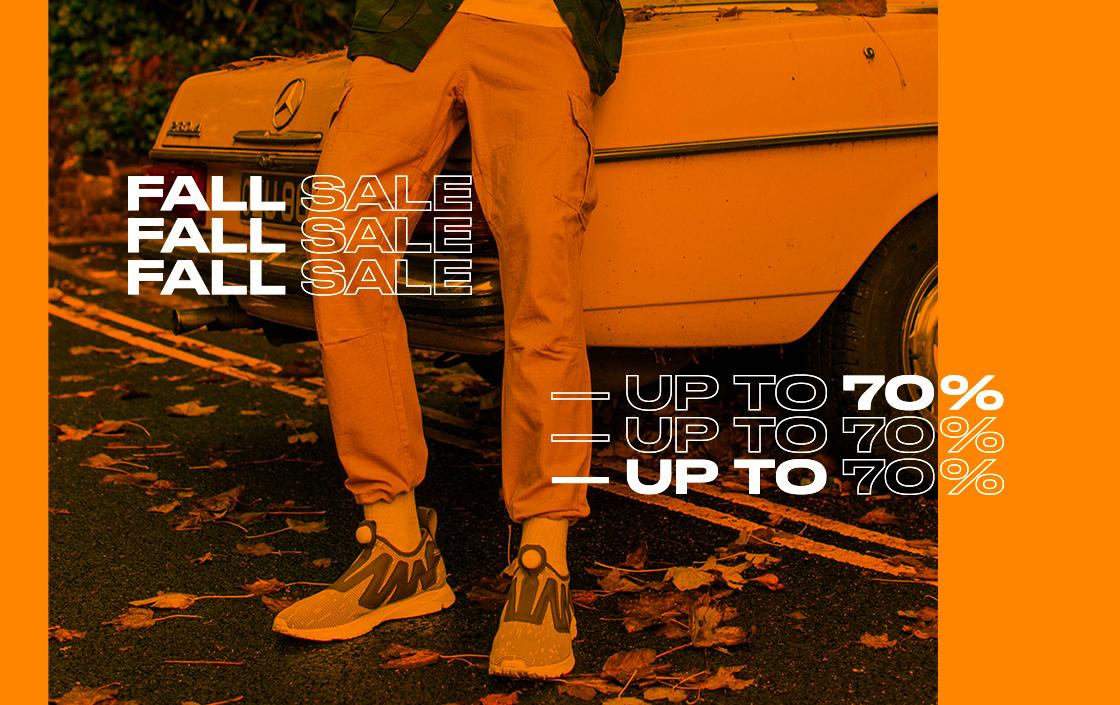 【70%OFFセール】SNEAKERSNSTUFFオンラインにて2018 FALL SALEが開催!