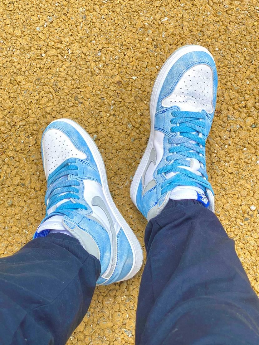 やっぱり夏に履くのが1番輝いてる気がする🔥 足元が涼しげだから凄く好き!☺️☺