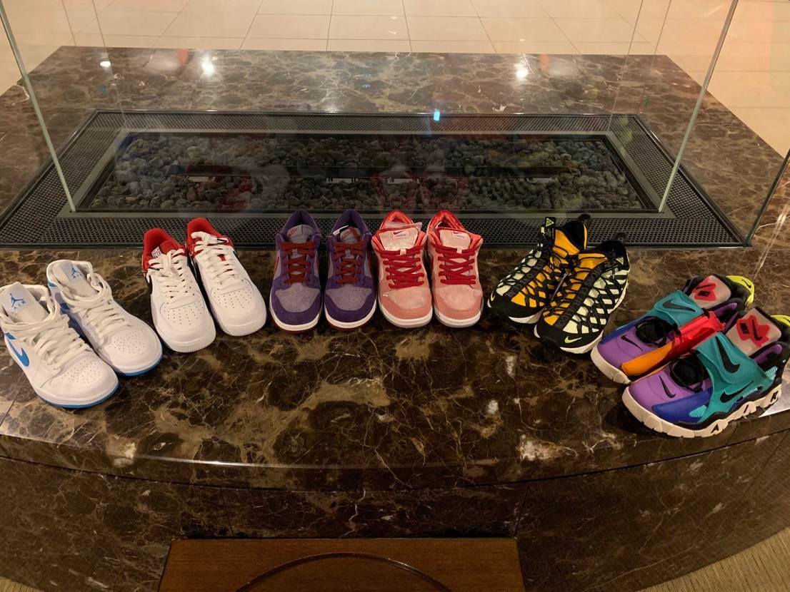今日みんなで買った靴です #nike #airjordan #スニーカー #ス