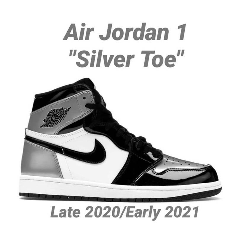 Nike Air Jordan1とAir Jordan3 Retro