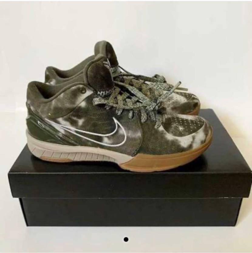 "Nike Kobe4 PROTRO ""Tie dye Kamo×UNDEFEAT"