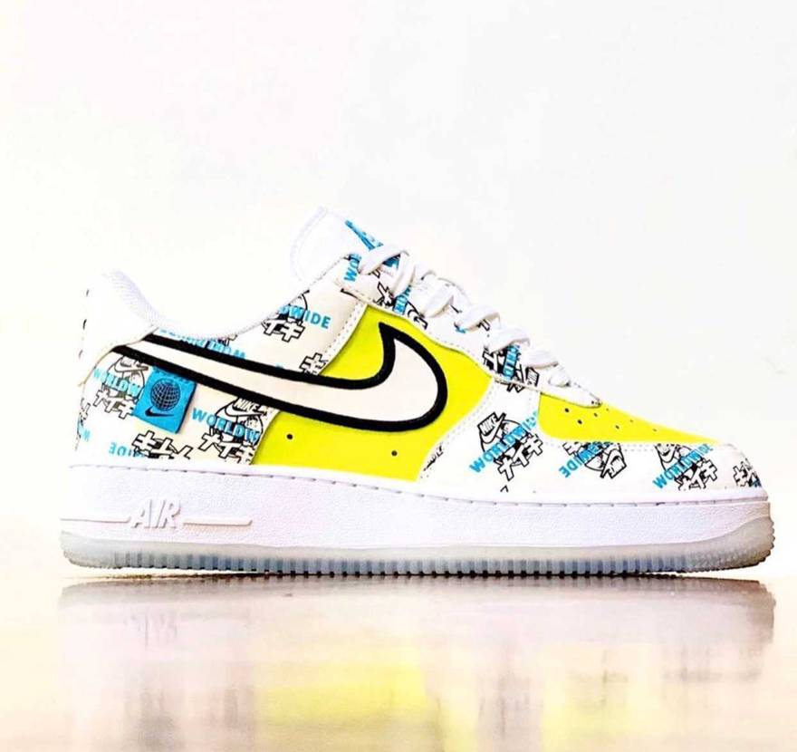 """Nike Air Force1 Low """"ワールドワイド"""""""