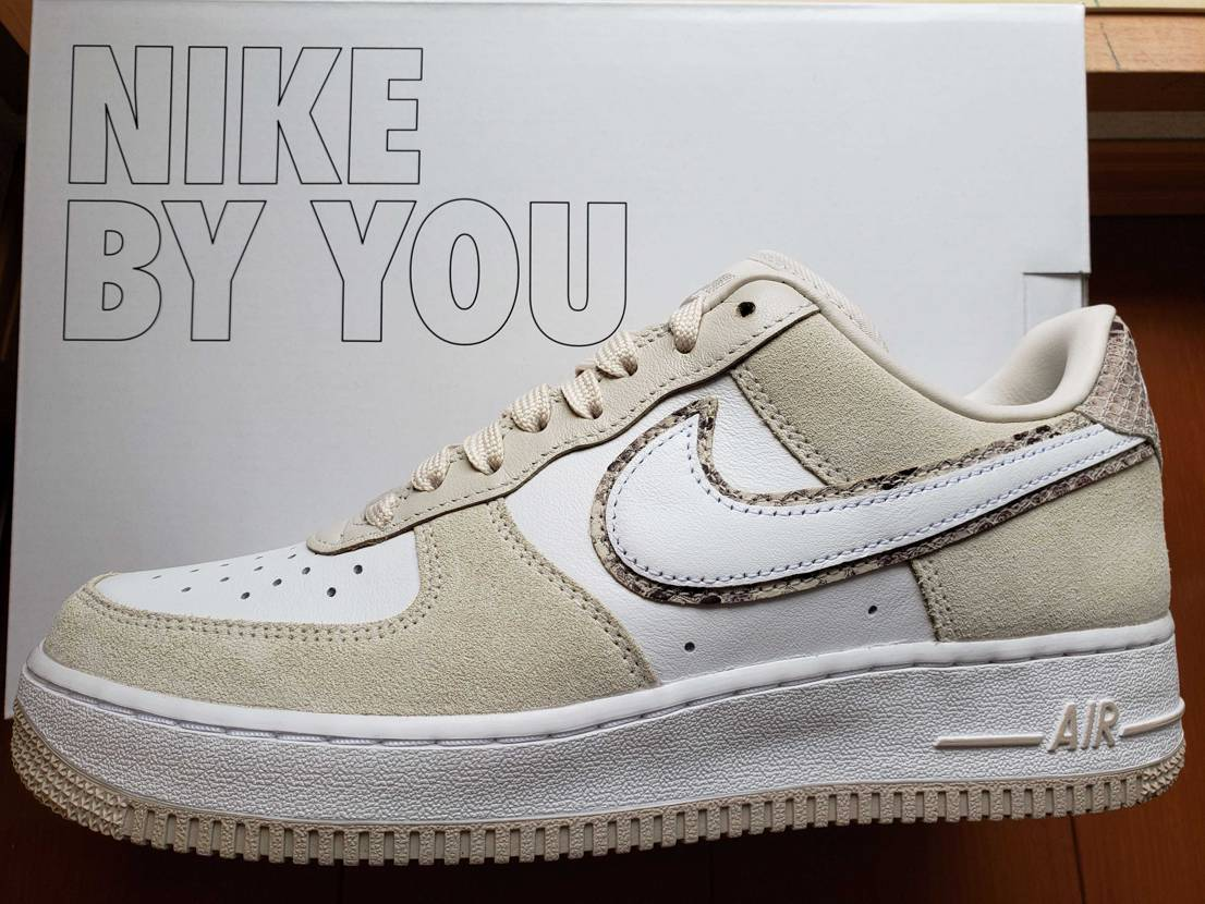 NIKE BY YOU アンロックド みなさんの作ったBY YOU見るの楽しい