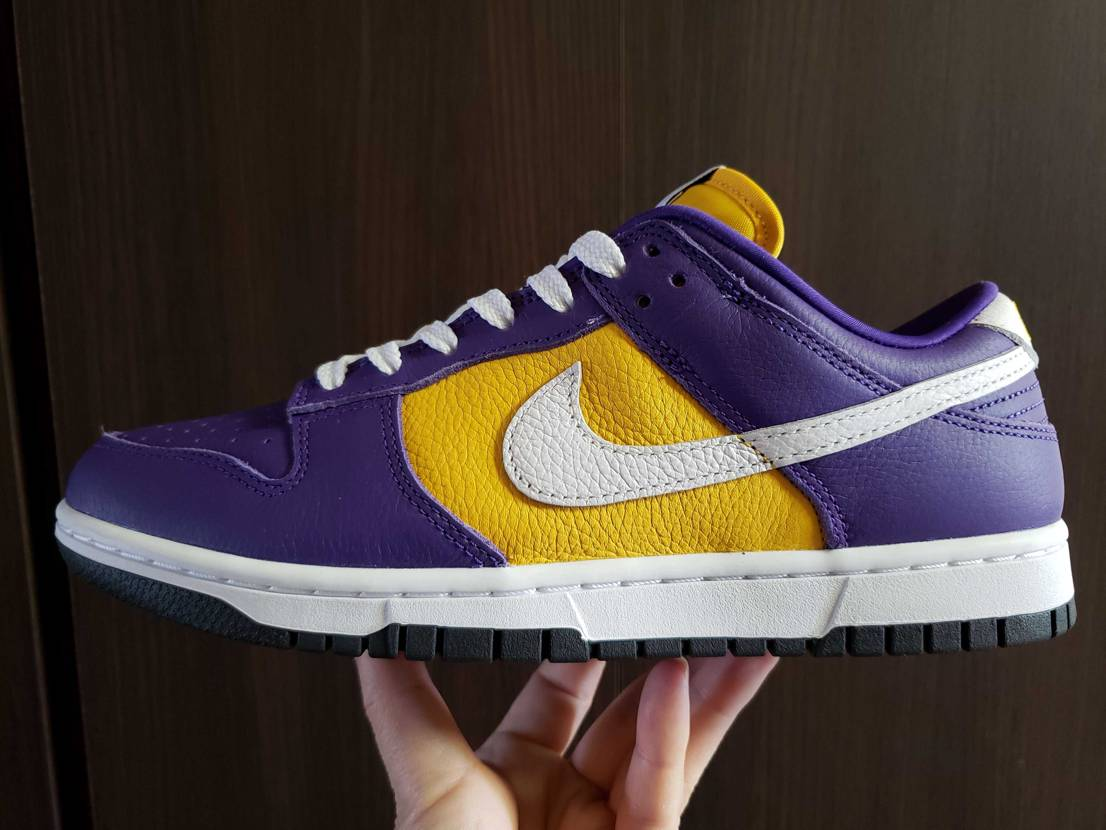 👟NIKE BY YOU DUNK LOW  この前のリストックでやっとオーダー