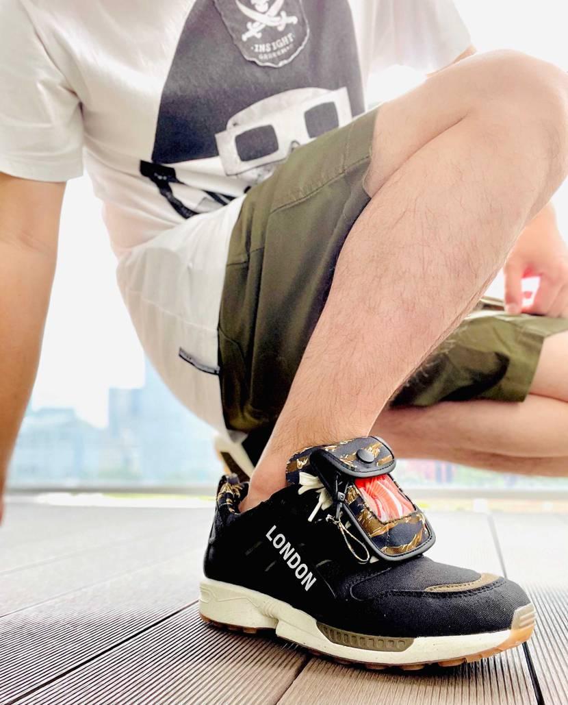 【パンツ選び重要】クセありスニーカーを履きこなしたい① こんにちは、ジョギング