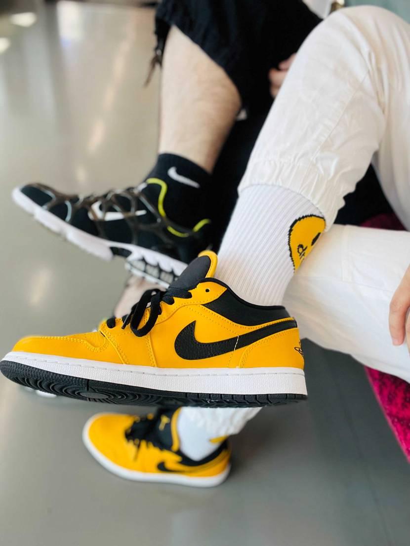 Yellow     #sneaker .    #sneakers .