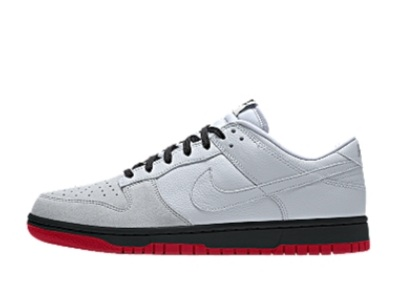 NIKE BY YOU DUNK LOW