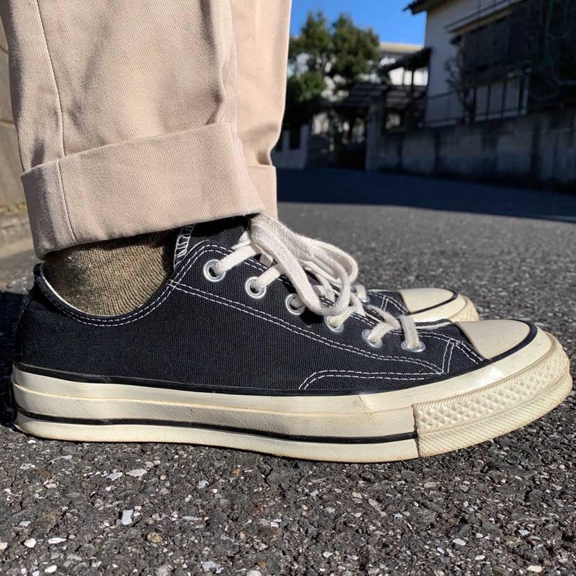 #初履き  あけましておめでとうございます😊 親族に会ったので脱ぎ履きしやす