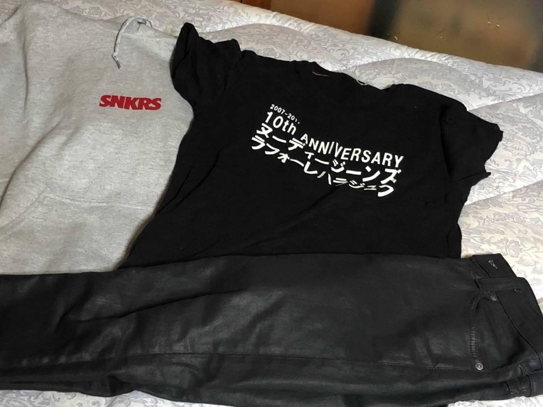 明日の東京へのお出掛け🚄 原宿のスニーカーショップを見て廻ろう🌀 明後日は茨