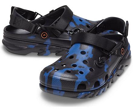 スニーカーではありませんが・・・「Post Malone X Crocs Due
