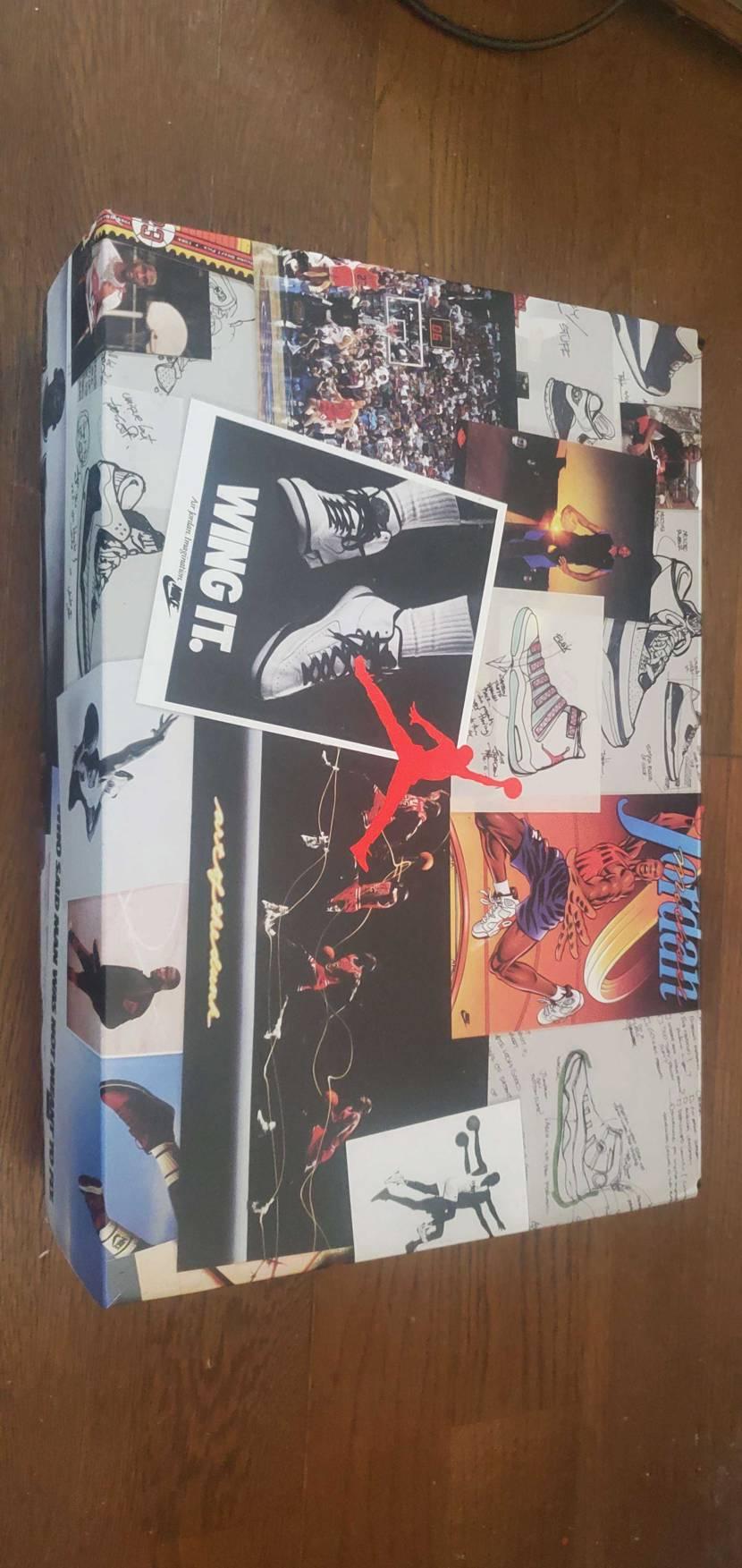 一昨日atmosのリストックで買えたジョーダン3が到着! 格