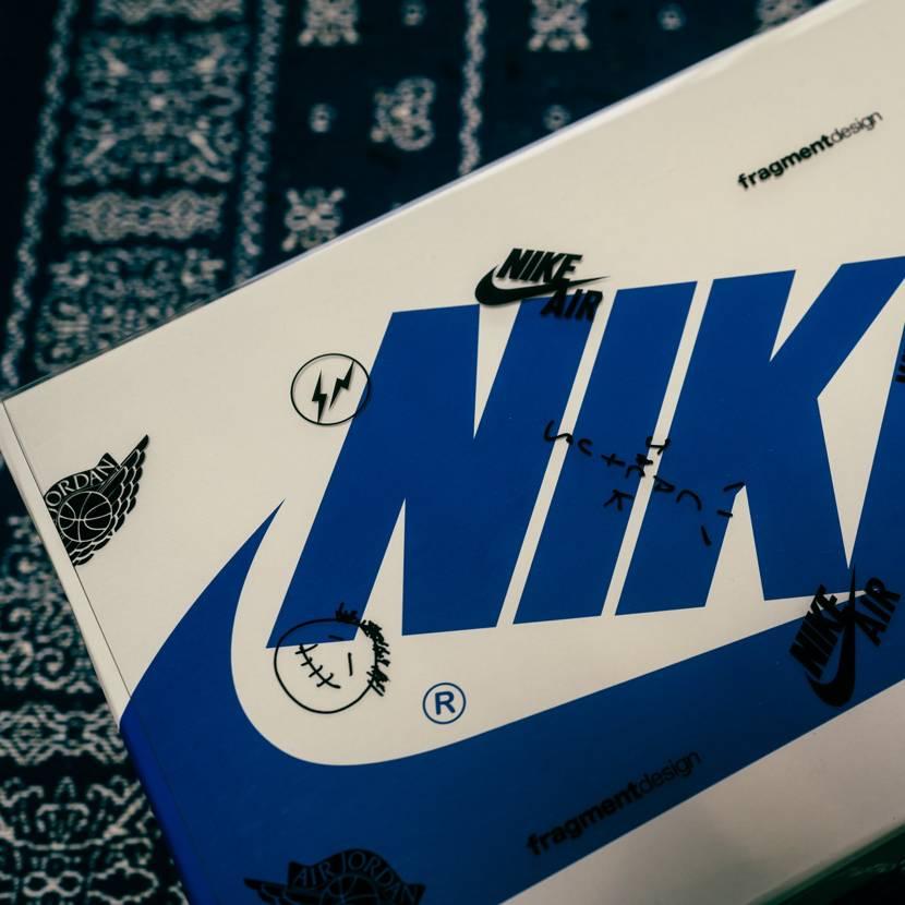 箱もかわいいな♪ #nike #airjordan