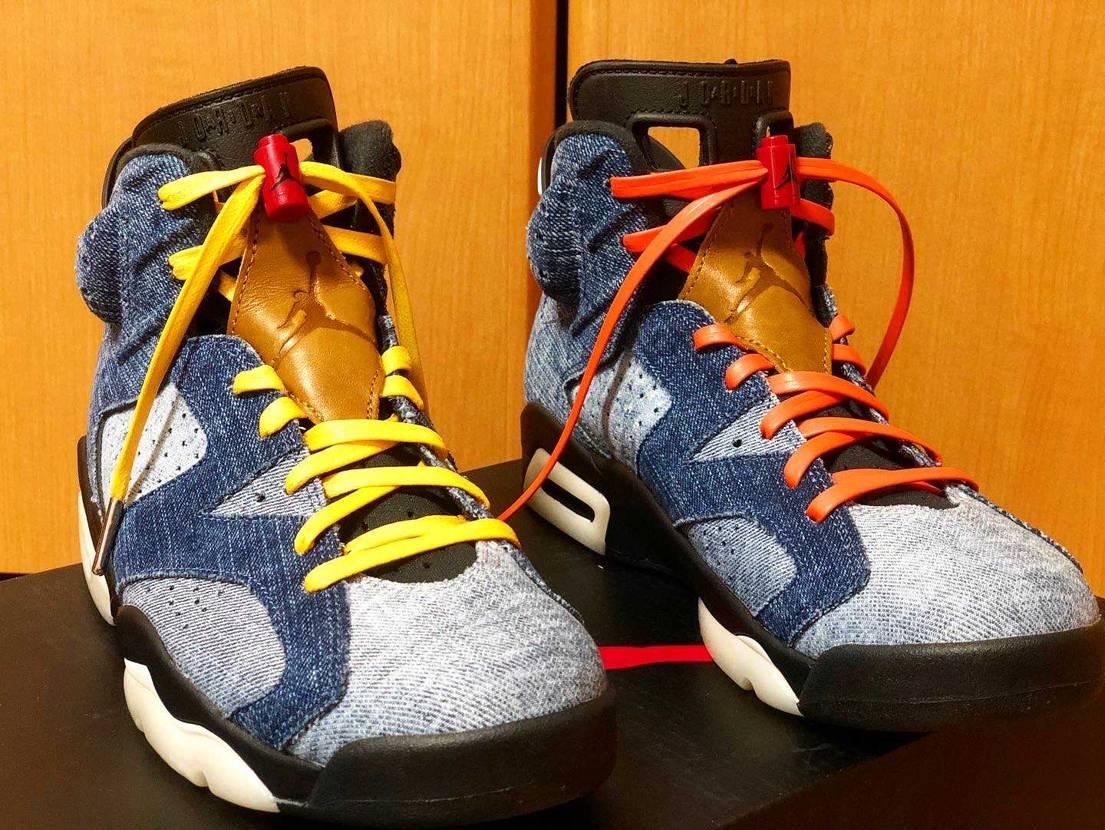 シューレースを変えると靴は化ける、ということに気づき(今更ですが)、これからは色