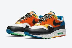 Nike Air Max 1 Phantom/Green Abyss