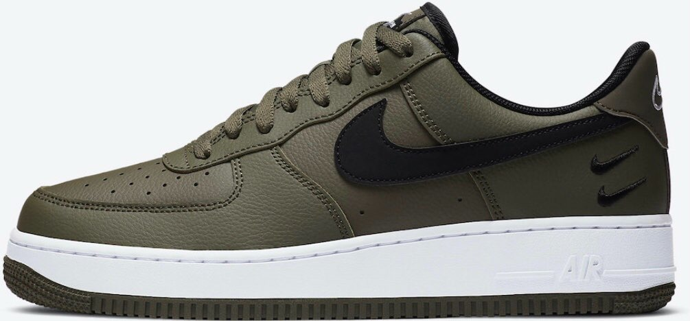 AF1 low with mini swooshes ct2300-300