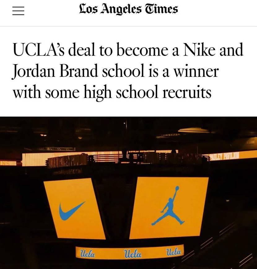 UCLA × JORDAN BRAND 🚀