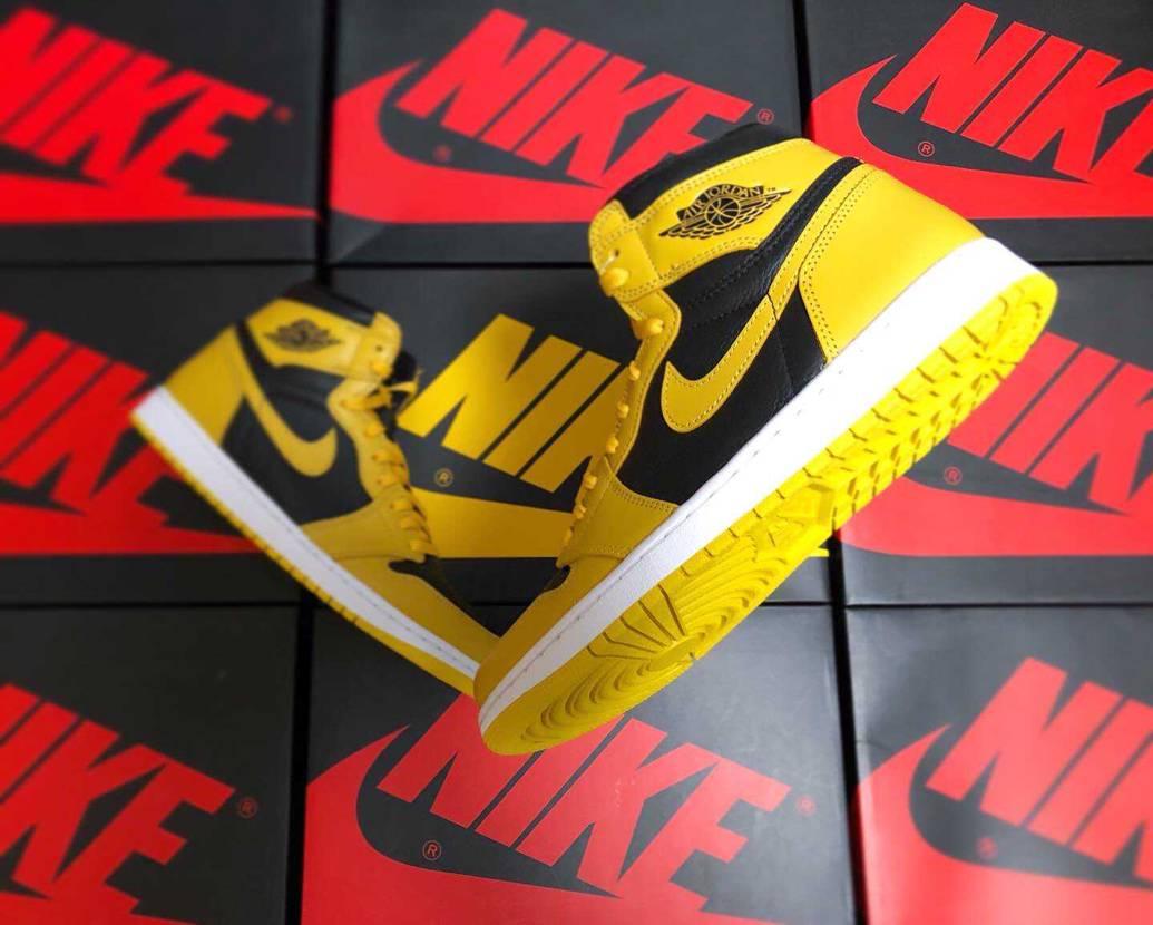 黄色のAJ1いいですね✨