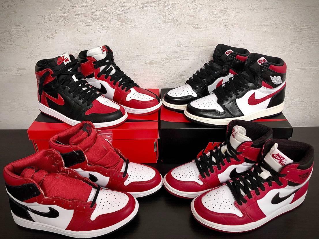 赤と黒と白の組み合わせが、とにかく好きです…😍