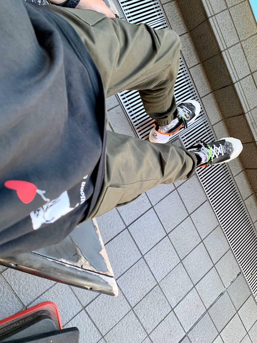 良い天気なので免許更新に二○川へ🚗 駅から坂道歩かされるんですけど、全然足も痛