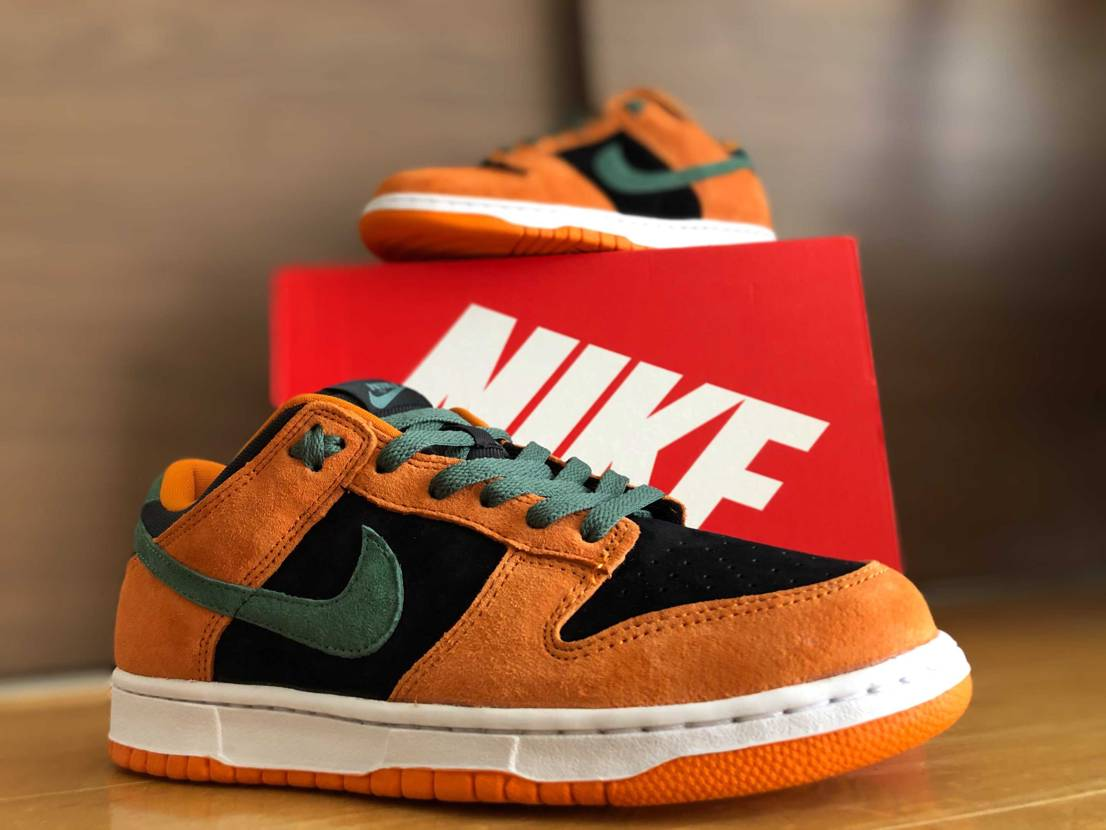 """NIKE DUNK LOW SP """"CERAMIC / UGLY DUCKLIN"""