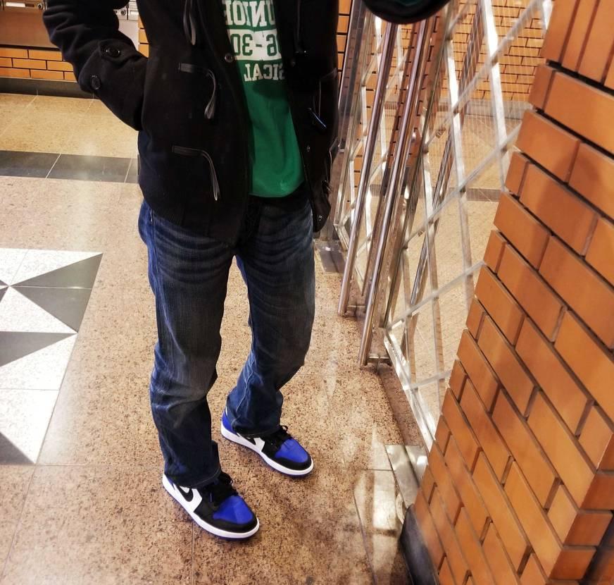 LOWロイヤルーーー‼️ て考えたら購入してから履くの2回めだわw💧💧 もっと履