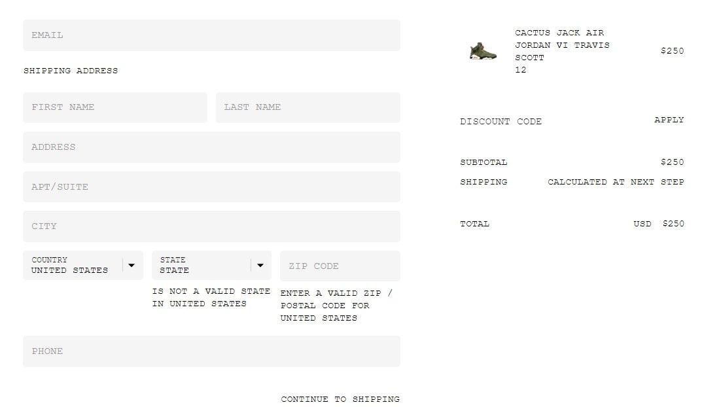 Apple Payに英語で住所等を登録していましたが 先ほど購入画面で配送はア
