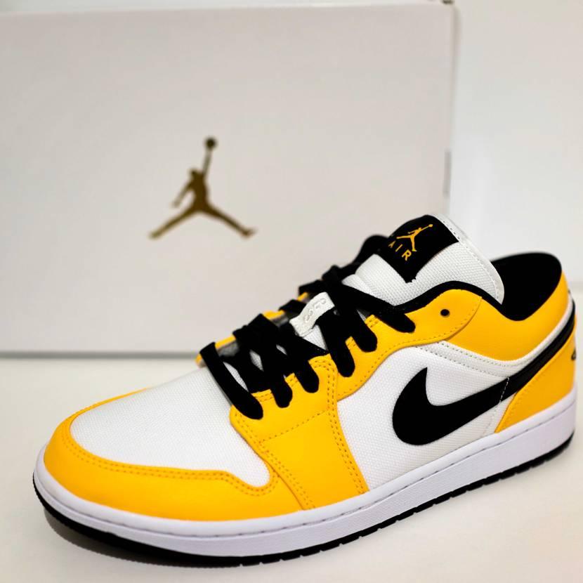 今朝Nike comで購入したAJ1Lowが、もう届きました🙀 どんだけ〜