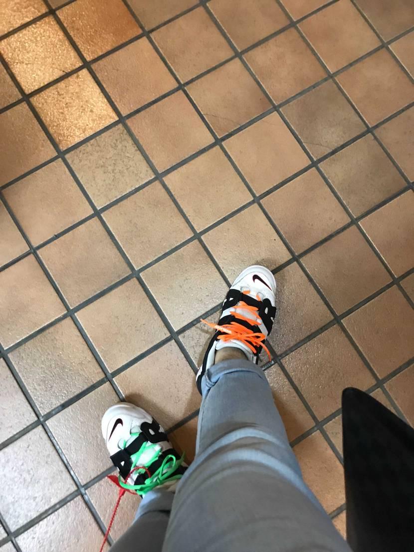今日はモアテン ー 革靴からの解放ーー!