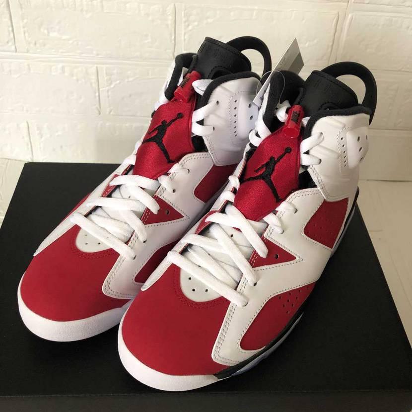 Jordan6 Retro Carmine 2021 ナイキ エアジョーダン6