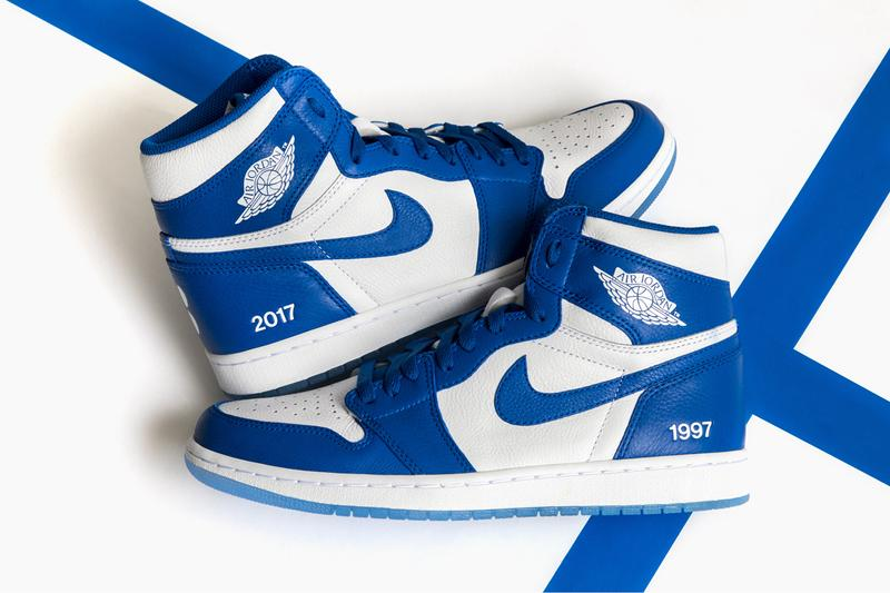 Off-White x Colette x Nike Air Jordan 1