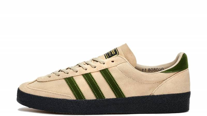 adidas Lotherton Spzl Tech Gold Green