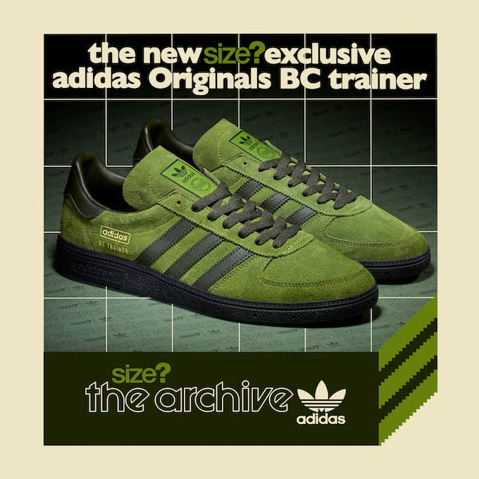 ADIDAS ORIGINALS BC TRAINER SUMMER HOLIDAYS COLLECTION