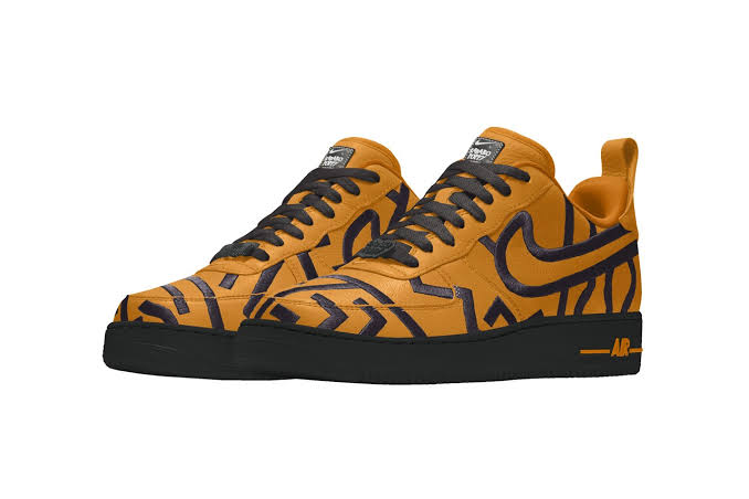 Karabo Poppy Nike By You Air Force 1 Low
