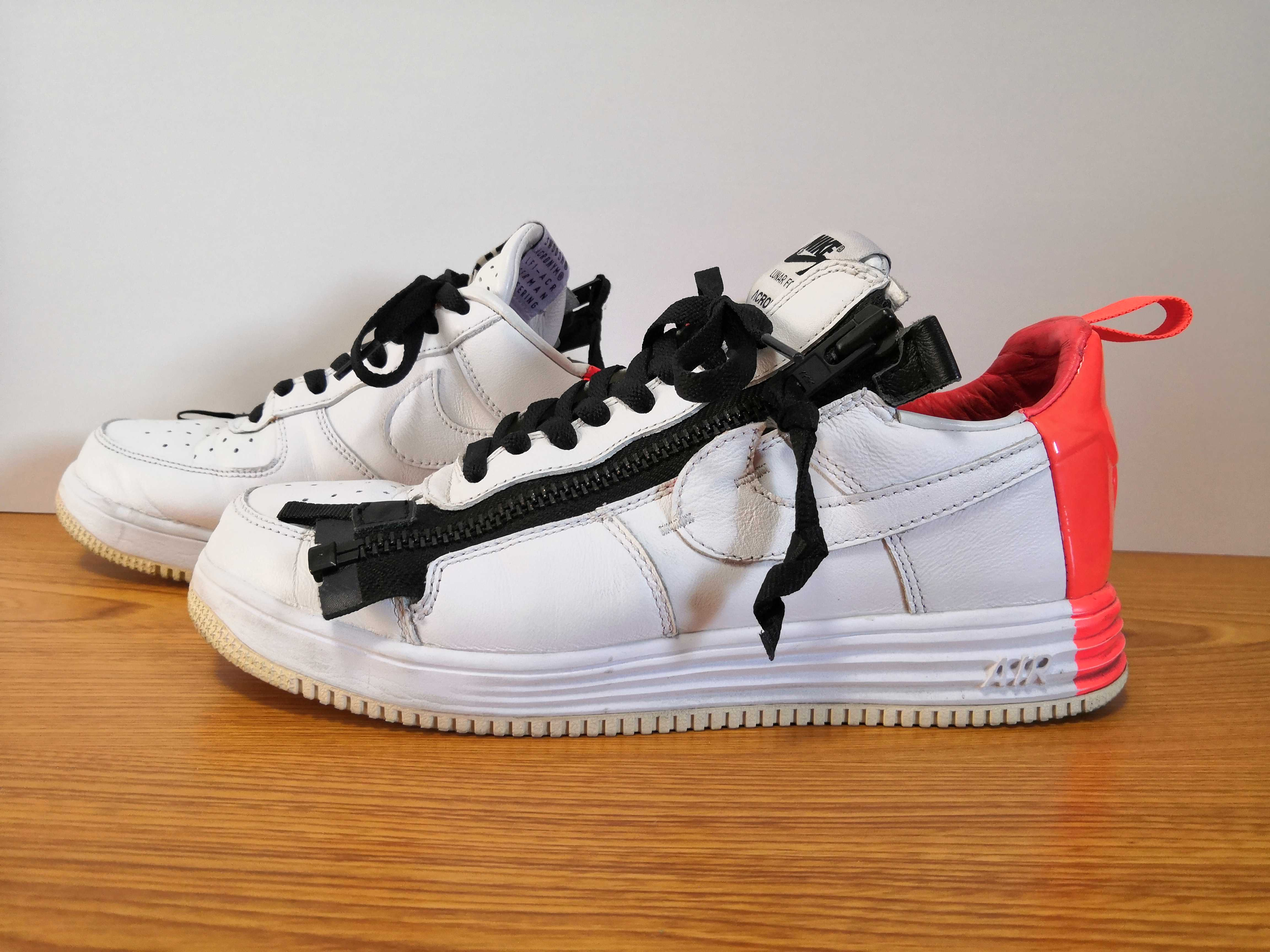 Acronym × Lunar Force1 SP'Zip'